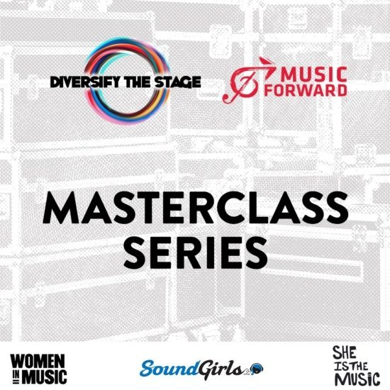 Diversify the Stage is a new Music Mentoring Opportunity for Young Women of Color